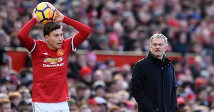 Victor Lindelof Jose Mourinho Manchester United