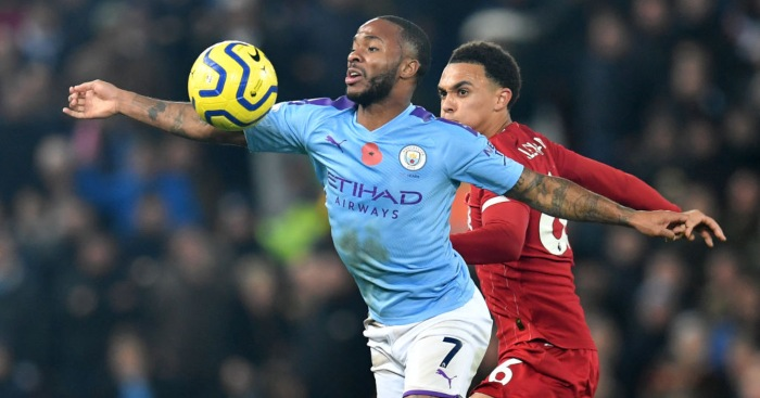 Raheem Sterling Manchester City Liverpool