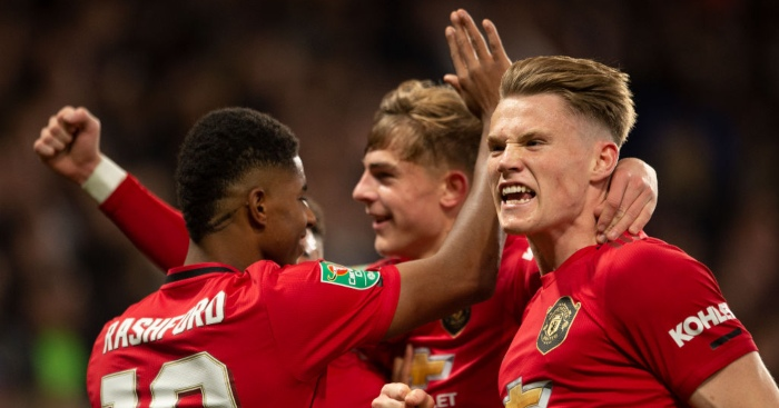 Man Utd Coach Explains Why Williams Mctominay Have Made It Football News