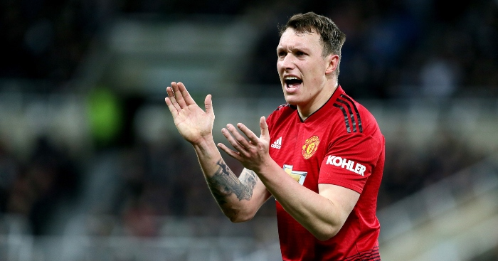 Phil Jones Man Utd