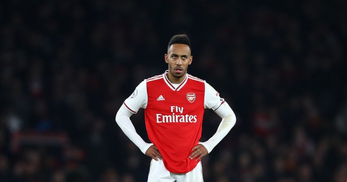 Pierre Emerick-Aubameyang Arsenal