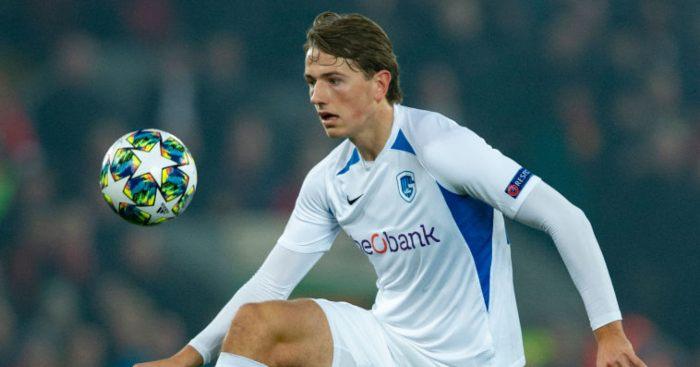 Sander Berge Genk