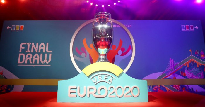 Image result for euro 2020 postponed