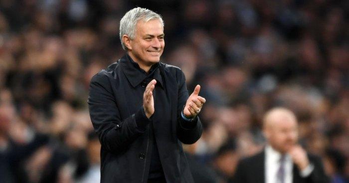 Spurs boss Mourinho omits Man Utd in list of top-four rivals - Football365.com