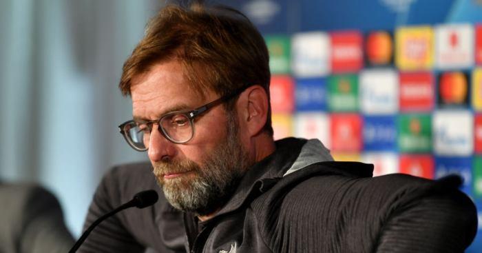 Jurgen Klopp Liverpool