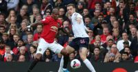 Ashley Young Jordan Henderson Manchester United Liverpool