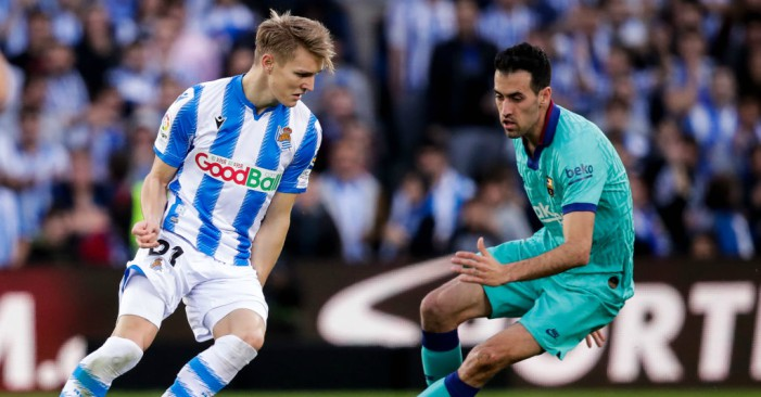 The rise, 'fall' and rise again of Martin Ødegaard - Football365