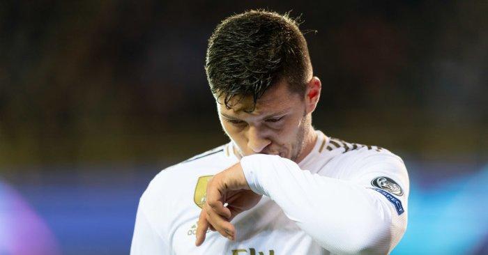 Luka Jovic Real Madrid Arsenal