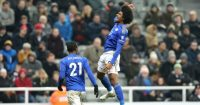 Newcastle United Leicester City Hamza Choudhury