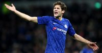 Marcos Alonso Chelsea Inter