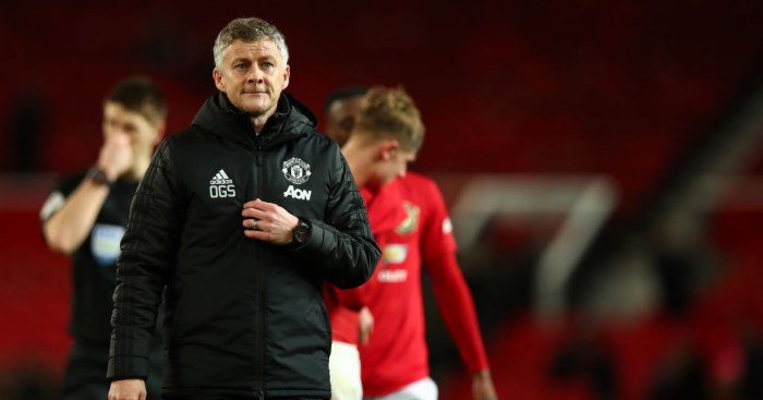 'Solskjaer is getting it wrong too often at Man Utd'