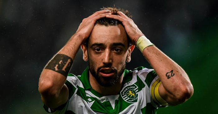 Glazers call off Man Utd's Bruno Fernandes deal – report