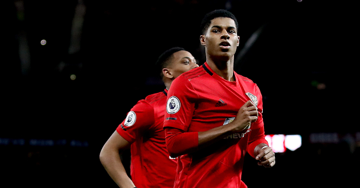 Rashford Makes Vow As He Sends Injury Message To Man Utd Fans Football News