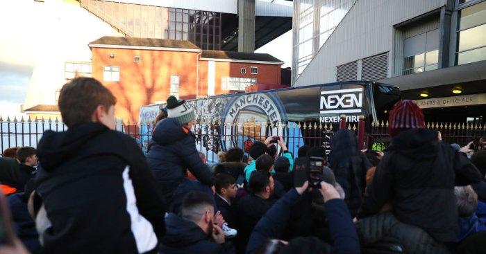 Aston Villa Manchester City