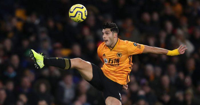 Raul Jimenez Wolves Man Utd