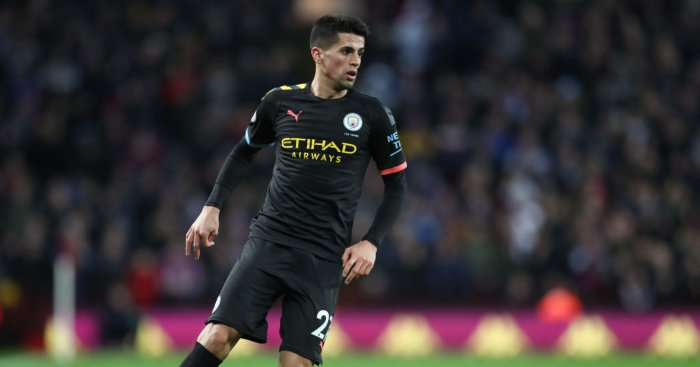 Joao Cancelo Manchester City