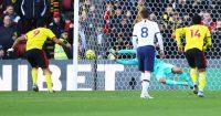 Troy Deeney Watford Tottenham