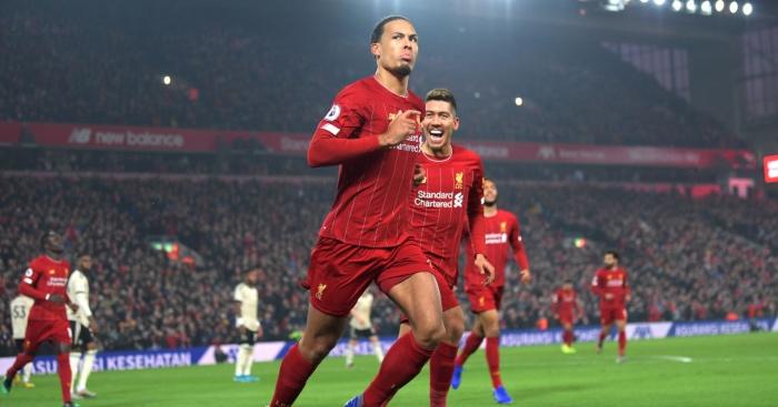 Liverpool Star Van Dijk Is More Complete Than Man Utd Dog Football News