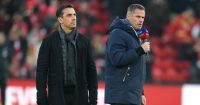 Gary Neville Jamie Carragher Manchester United Liverpool