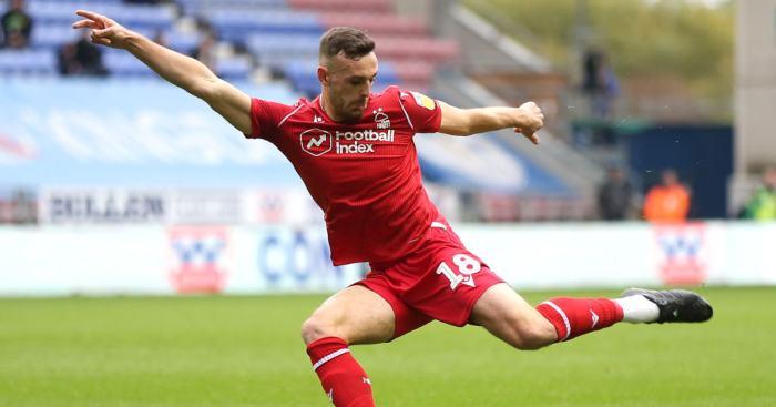 Jack Robinson Nottingham Forest