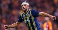 Fenerbahce striker VedatMuriqi