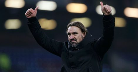 Daniel Farke Norwich City