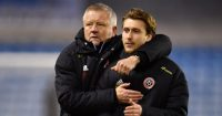 Chris Wilder Luke Freeman Sheffield United