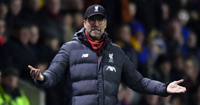 Image result for liverpool shrewsbury klopp
