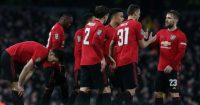 Manchester United Luke Shaw Nemanja Matic