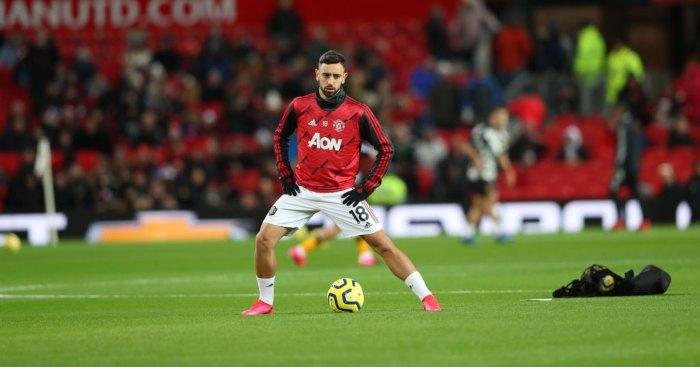 Bruno Fernandes Manchester United Wolves