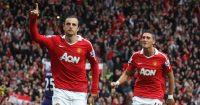 Dimitar Berbatov Federico Macheda Manchester United