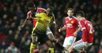 Odion Ighalo Manchester United Watford