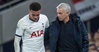 Jose Mourinho Dele Alli Tottenham