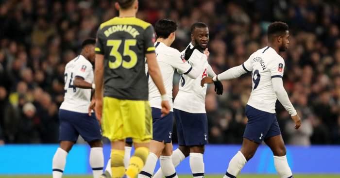 Tanguy Ndombele Tottenham