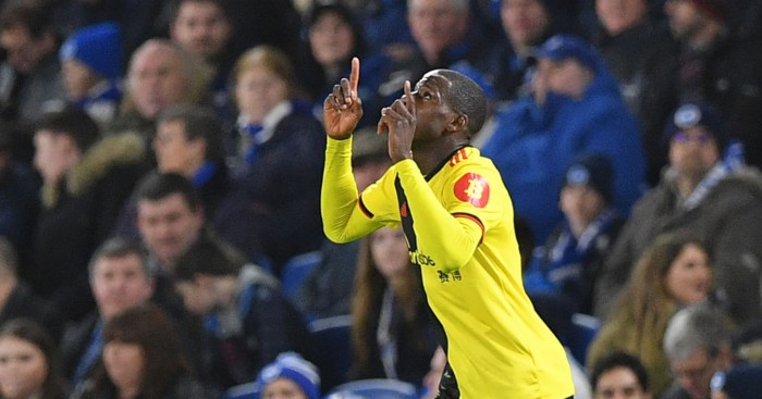 Abdoulaye Doucoure Brighton Watford