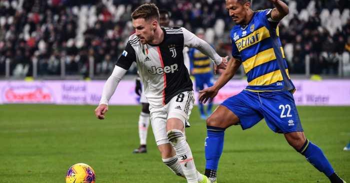 Aaron Ramsey Juventus