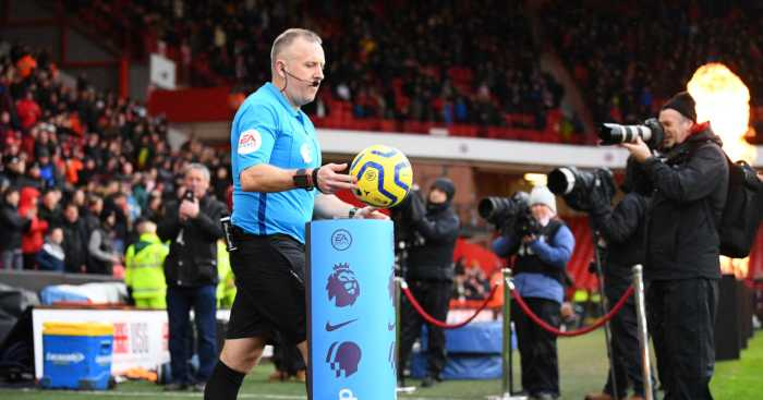 Jon Moss Bournemouth Sheffield United