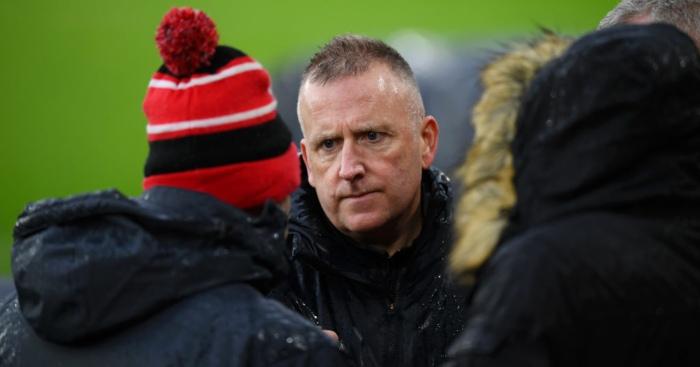 Jon Moss Bournemouth Sheffield United