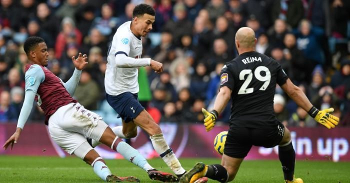 Tottenham Find A Way Through Without Forward Thinking Football