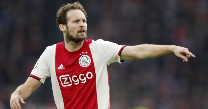 Daley Blind Ajax