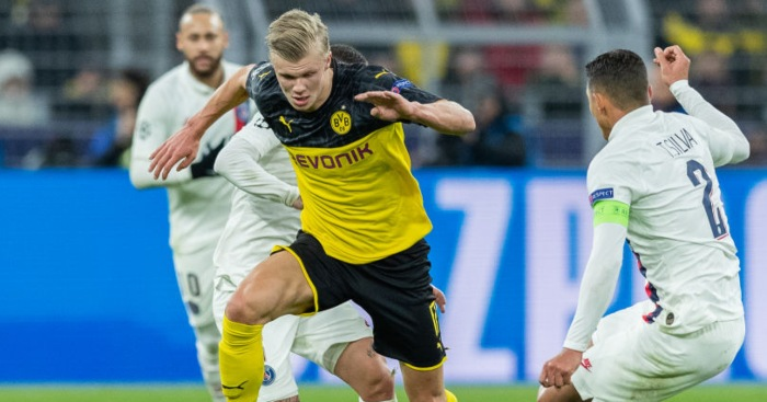 Erling Haaland Is The Awkward Clumsy Force Of Nature Football News