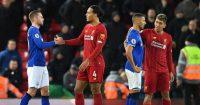 Liverpool Everton Roberto Firmino