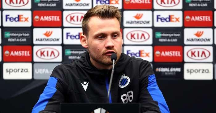 Simon Mignolet Club Brugge