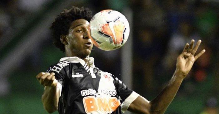 Liverpool begin transfer process for Brazilian wonderkid
