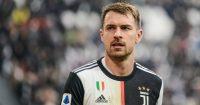 Aaron Ramsey Arsenal Juventus