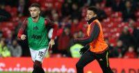 Andreas Pereira Jesse Lingard Manchester United