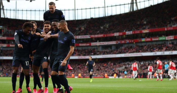 Arsenal Everton Calvert-Lewin