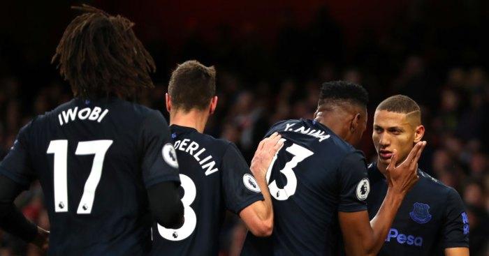 Arsenal Everton Richarlison