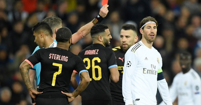 Sergio-Ramos-red-card-Real-Madrid-Man-City