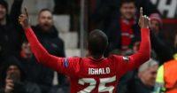 Odion Ighalo Man Utd
